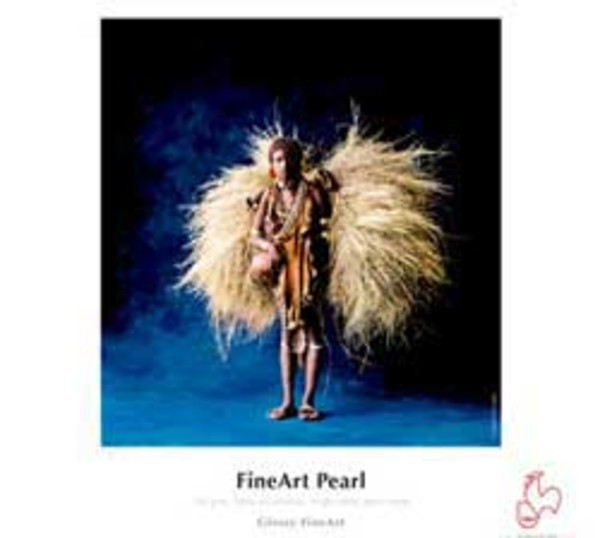 17 in. x 22 in. Hahnemuhle Fine Art Pearl 285gsm (25 Sheets)