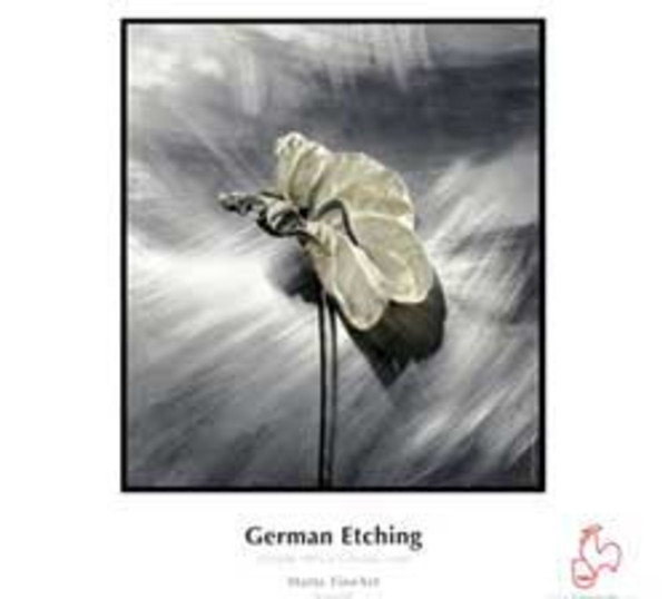 8.5 in. x 11 in. Hahnemuhle German Etching 310gsm (25 Sheets)