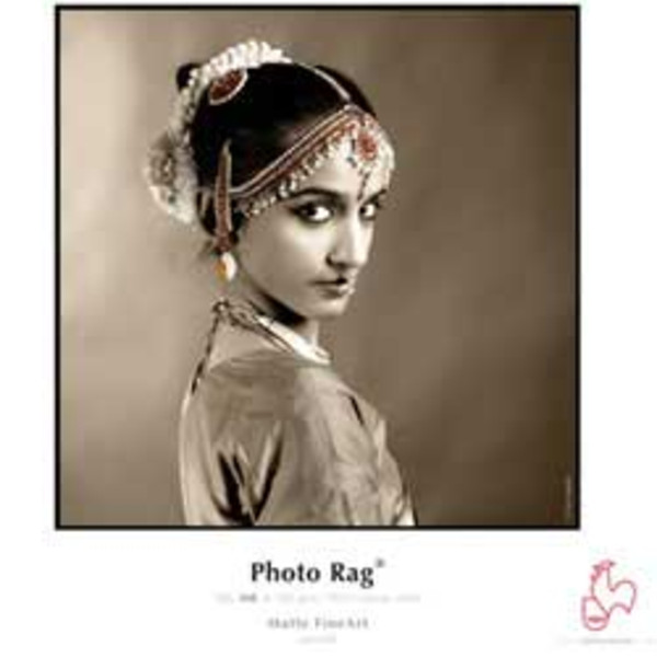 8.5 in. x 11 in. Hahnemuhle Photo Rag 308gsm (25 Sheets)