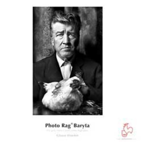 8.5 in. x 11 in. Hahnemuhle Photo Rag Baryta Gloss 315gsm (25 Sheets)