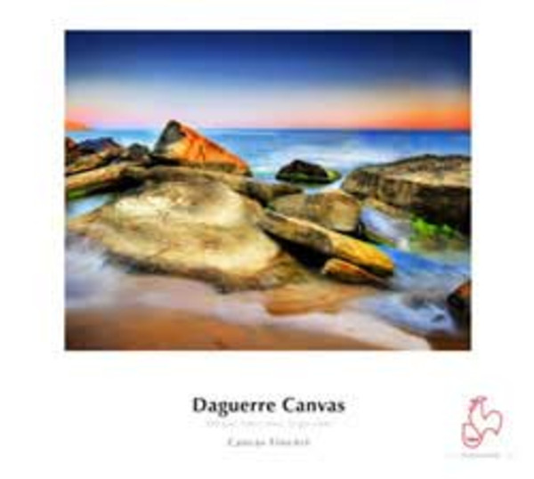44 in. x 39 ft. Hahnemuhle Daguerre Fine Art Canvas 400gsm (1 Roll)