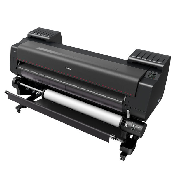 Canon imagePROGRAF PRO 6000 60 in. Printer 12-Color with Multifunction Roll System