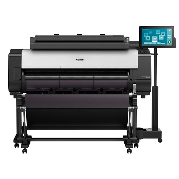 Canon imagePROGRAF TX-4000 44 in. Printer 5 Color MFP T-36 Scanner