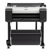 Canon imagePROGRAF TM-200 24 in. Printer 5-color with stand