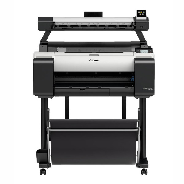 Canon imagePROGRAF TM-200 MFP L24ei 24 in. Printer 5 color with 24 in. scanner