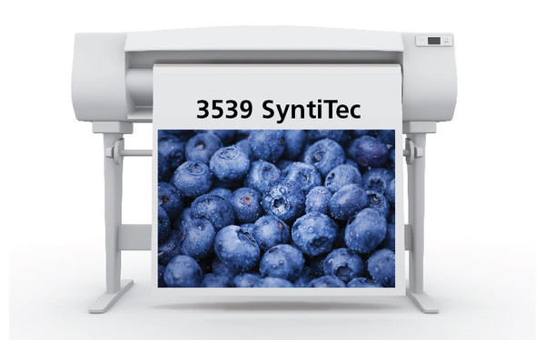 36 in. x 66 ft. Sihl 3539 SyntiTec Polypro Film with EasyTack 13 mil (1 Roll)