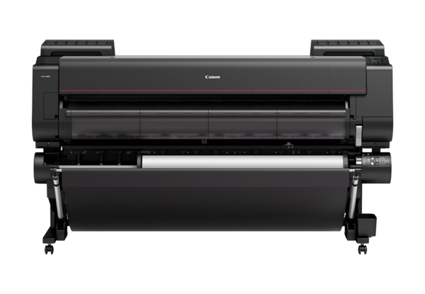 Canon imagePROGRAF PRO-6100 60 in. Printer, 11-color