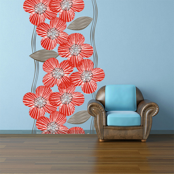 inkjet fabric for wall decals
