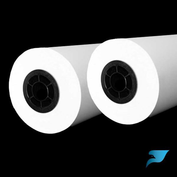 30 in. x 300 ft. 20 lb. Uncoated Inkjet Bond Plotter Paper (730) (2 Rolls)