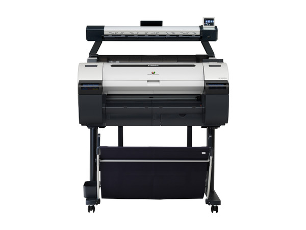 Canon imagePROGRAF iPF670 24 in. Printer 5-Color MFP L24 Scanner