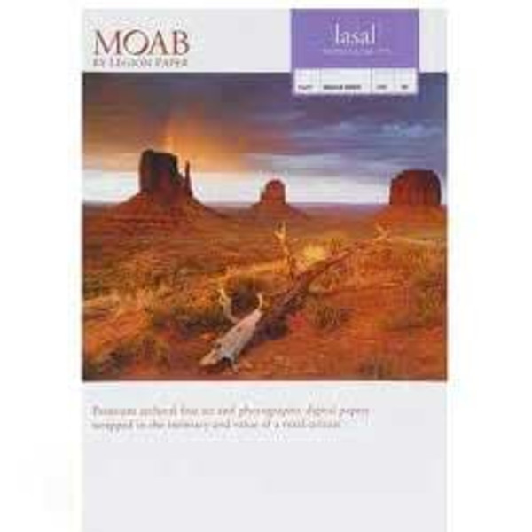 13 in. x 19 in. Moab Lasal Photo Gloss 270 gsm (50 Sheets)