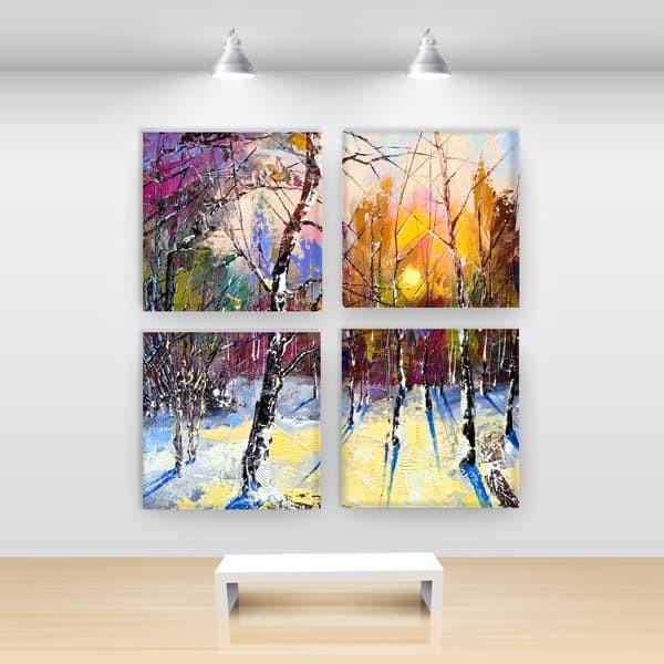 Matte Professional Artist Inkjet Canvas (518)