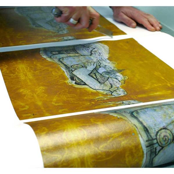 hahnemuhle canvas metallic metallic art paper 350gsm
