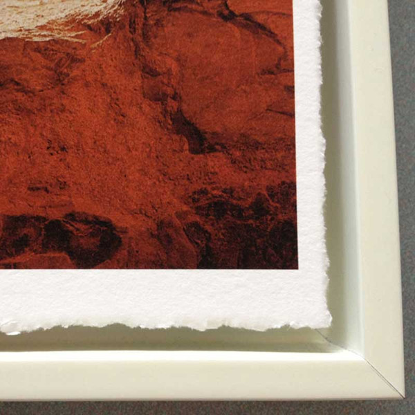 Hahnemuhle Inkjet Paper Deckle Edge Museum Etching