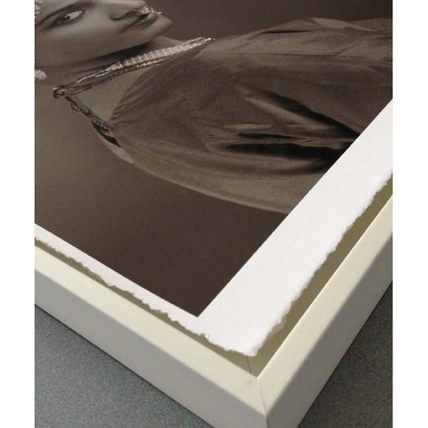Hahnemuhle Inkjet Paper Deckle Edge Photo Rag