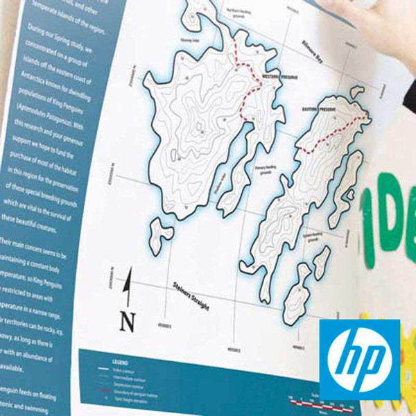 HP Heavyweight Coated Paper 35 lb.