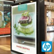 HP Permanent Matte Adhesive Vinyl 4.8 mil
