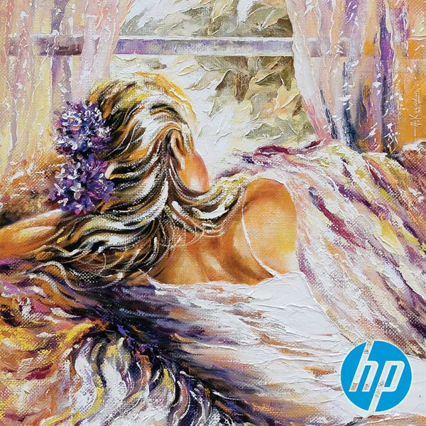 HP Professional Matte Canvas 430 gsm