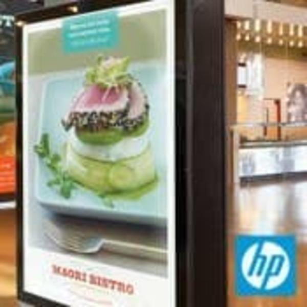 HP Permanent Matte Adhesive Vinyl 3.5 mil