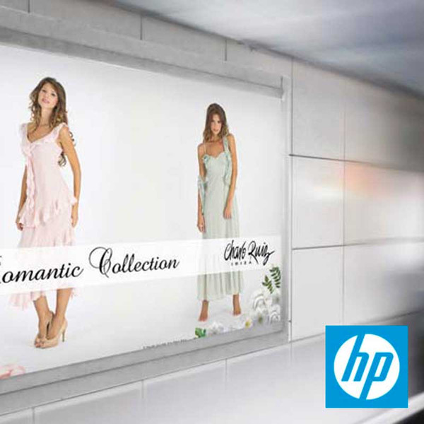 HP Premium Vivid Color Backlit Film 8.7 mil