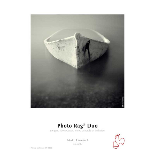 Hahnemuhle Photo Rag Duo 276gsm