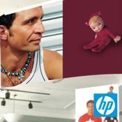 HP Durable Semi-Gloss Display Film 265 gsm
