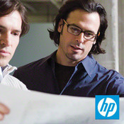 HP Universal Heavyweight Coated Paper 33 lb.