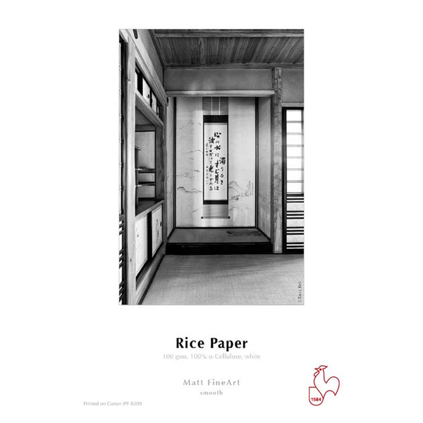 Hahnemuhle Rice Paper 100 gsm