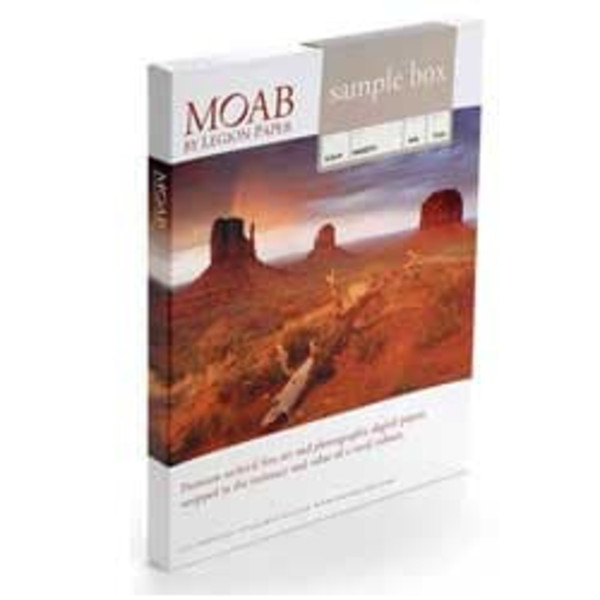 Moab Sampler US (15 papers, 2 each)