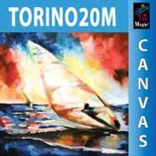 Magiclee Torino 20M Matte Canvas 482 gsm