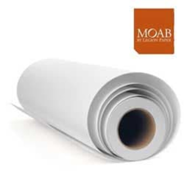 13 in. x 40 ft. Moab Entrada Rag Natural 300 gsm (double-sided) (1 Roll)