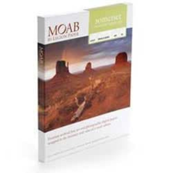 36 in. x 48 in. Moab Entrada Rag Natural 300 gsm (double-sided) (1 Roll)