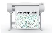 Sihl 2510 Design2Wall Non-Woven Matte Wallpaper, Aqua 180 gsm, 14 mil