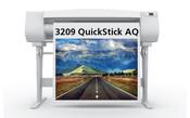 Sihl 3209 QuickSTICK Aqueous Adhesive Backed Fabric, 7 mil