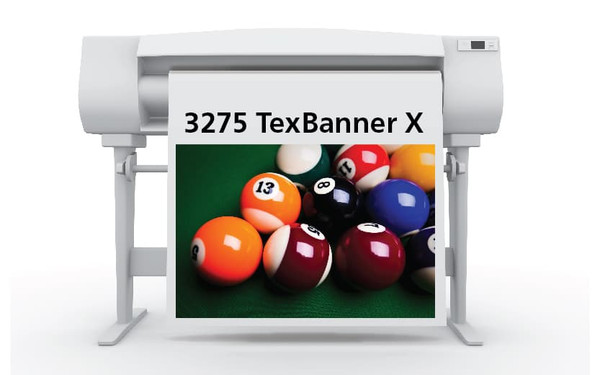 Sihl 3275 TexBanner Xtreme White 145 Banner, 12.5 mil