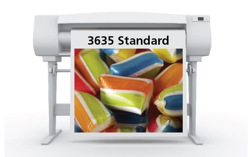 Sihl 3635 Standard Vinyl Psa Matte 6 Mil
