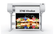 Sihl 3746 Vivalux LTX Latex Backlit Film, 5 mil