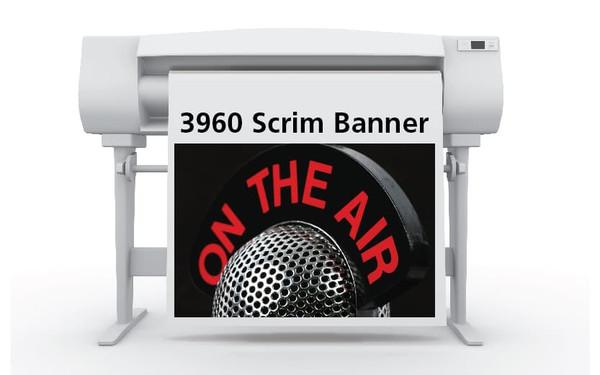 Sihl 3960 Banner Scrim Vinyl Matte 15 mil