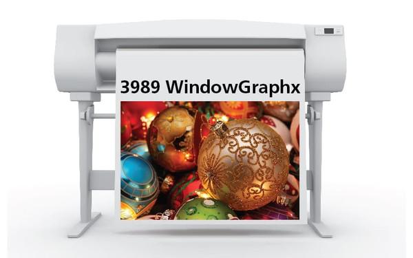 Sihl 3989 WindowGraphx Film with EasyTack Matte 8 mil