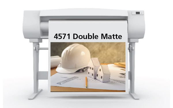 Sihl 4571 Double Matte CAD Film, 4 mil