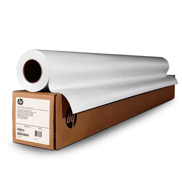 54 in. x 40 ft. HP PVC-free Durable Suede Wall Paper, 280 gsm, 16 mil (1 Roll)