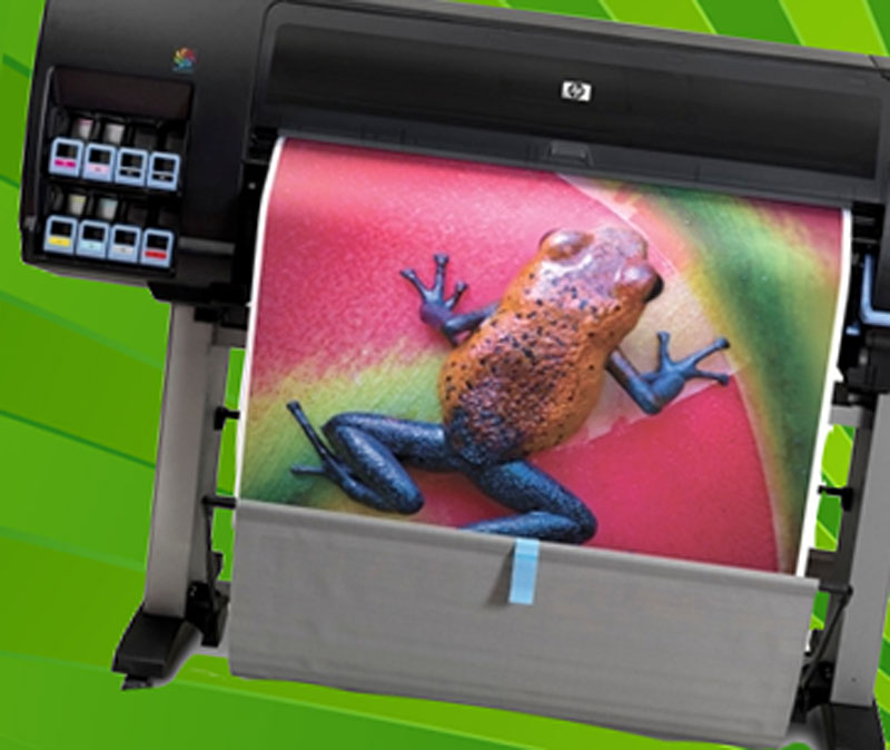HP Designjet Graphics Printers