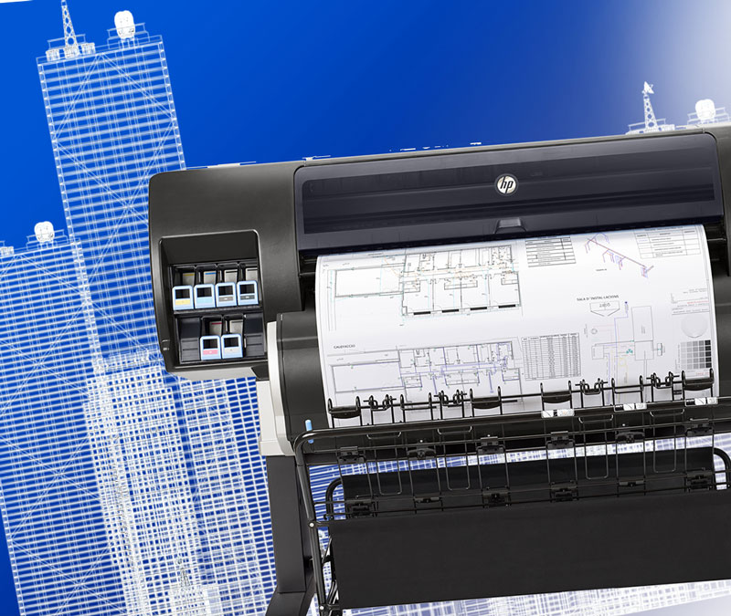 HP Designjet Office/Production Printers